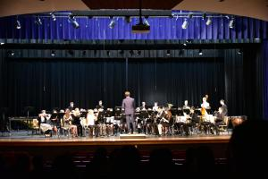 Symphonic Band at State Contest